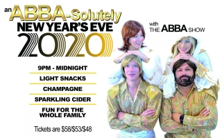 AN ABBA-SOLUTELY NEW YEARS' EVE - 12/31