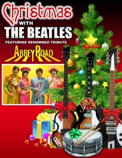 CHRISTMAS WITH THE BEATLES FEATURING ABBEY ROAD - Date to be determined at  The Grove at The Fox