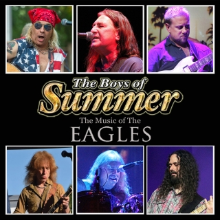BOYS OF SUMMER - TRIBUTE TO THE EAGLES  9/20