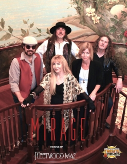 MIRAGE - VISIONS OF FLEETWOOD MAC - Date to be determined at The Grove at The Fox