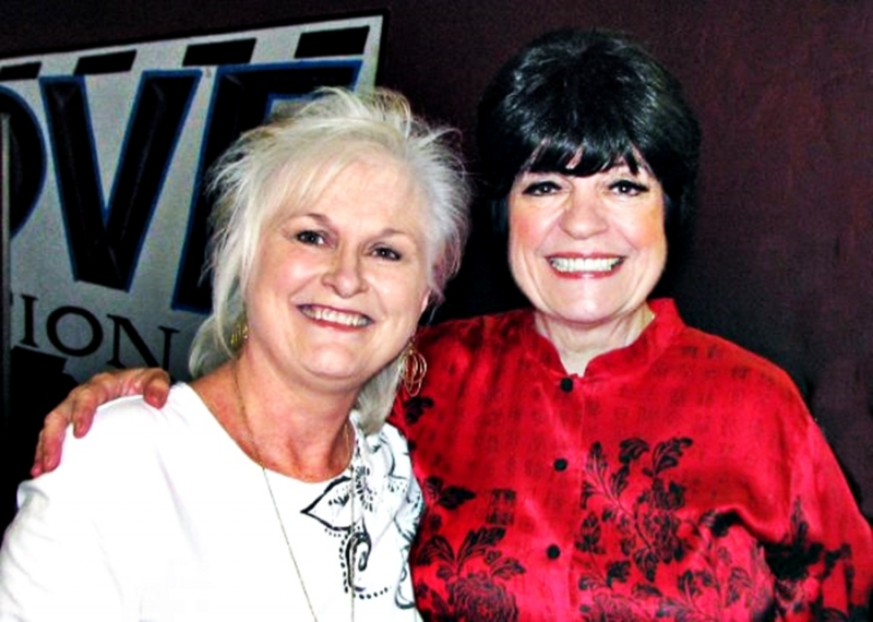Sherry and Joanne Worley