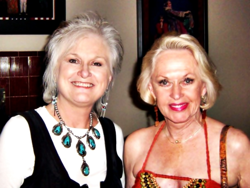 Sherri and Tippi Hedren